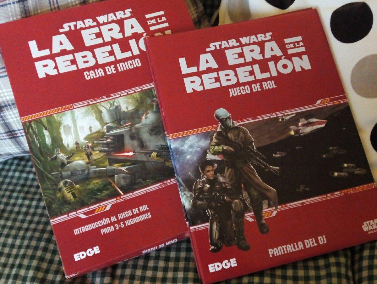 Star Wars: La Era de la Rebelión, Caja de inicio y Panralla del DJ