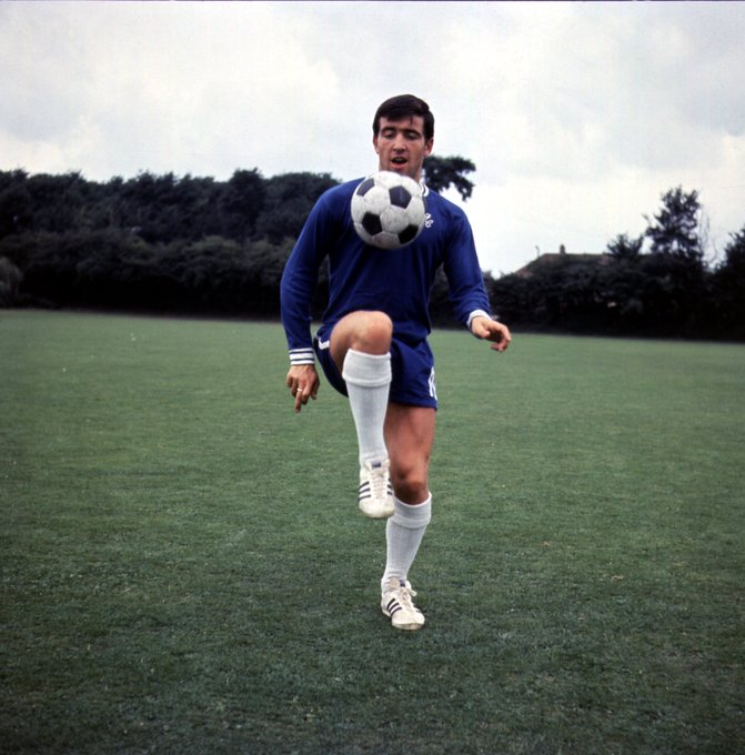 Wishing former Blue Terry Venables a very happy birthday!