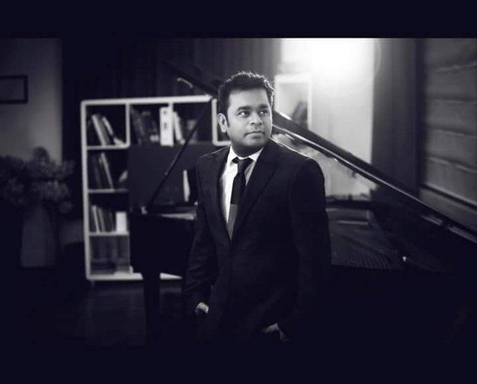 Birthday to u A.R. Rahman sir