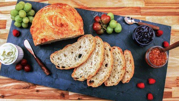 Recipe: No Knead Bread