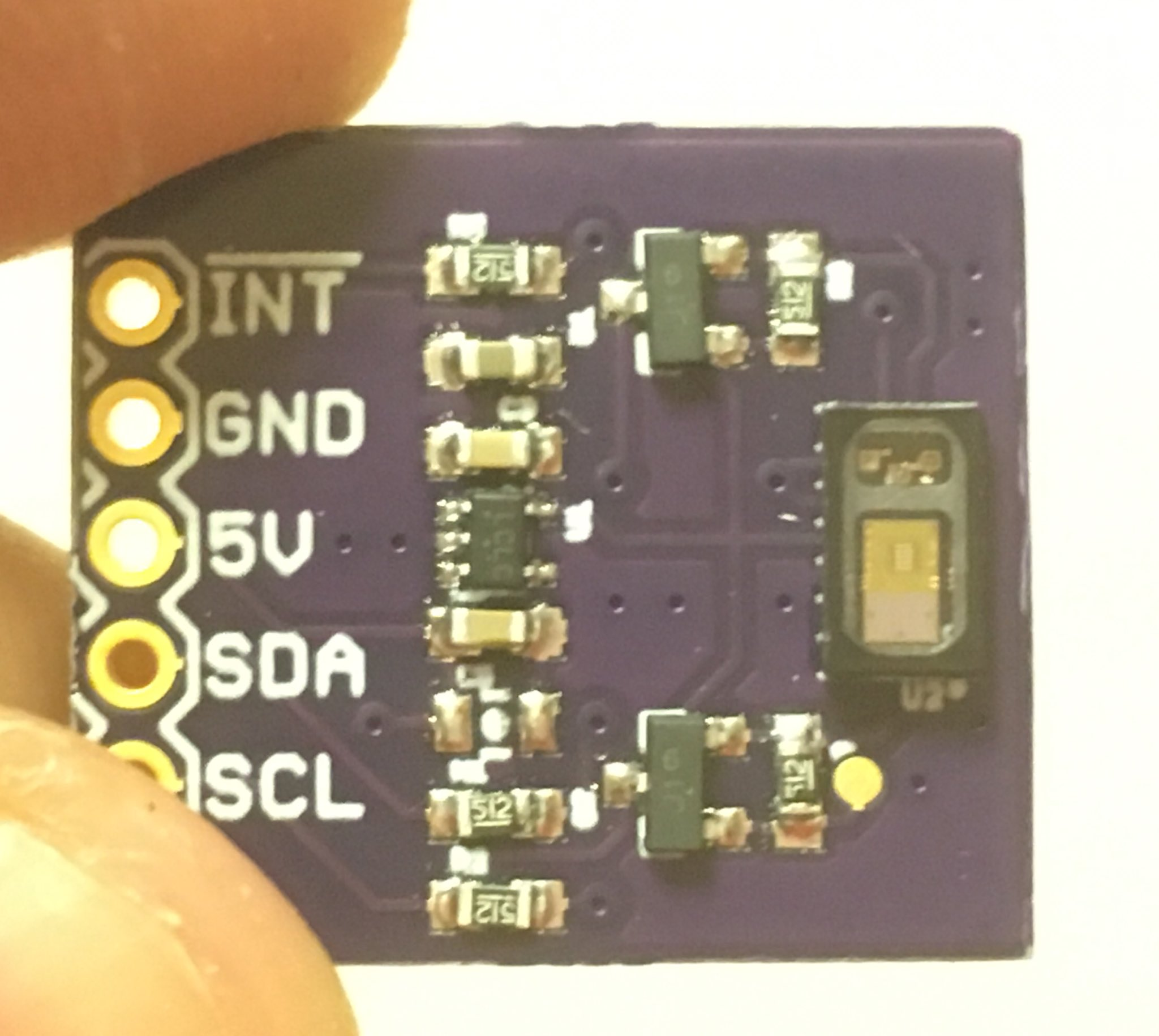 Research Sampath Sattis Grad Blog The Final Open House Reminder News Sparkfun Electronics Circuit Itself Simply Has Two Bidirectional Level Converters And A 18v Voltage Regulator Acting As Peripherals To Pulse Oximeter Chip
