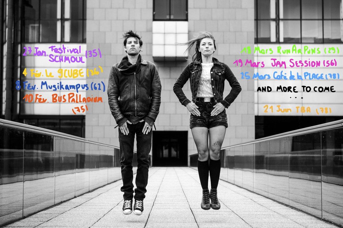la mise à jour pour le 62 #arras et le 56 #Vannes :) Vous venez sur quelle date ?  #live #music<br>http://pic.twitter.com/UKfXhVAPL6