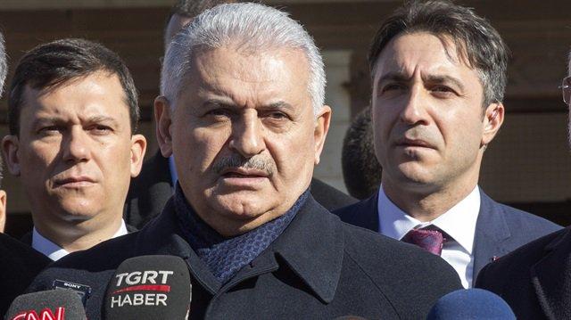 Başbakan Yıldırım'dan ABD'ye 'Nihat Erim' tepkisi: 'Nereden aklına gel...