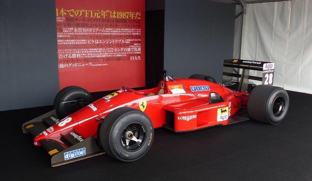 1987年のF1世界選手権