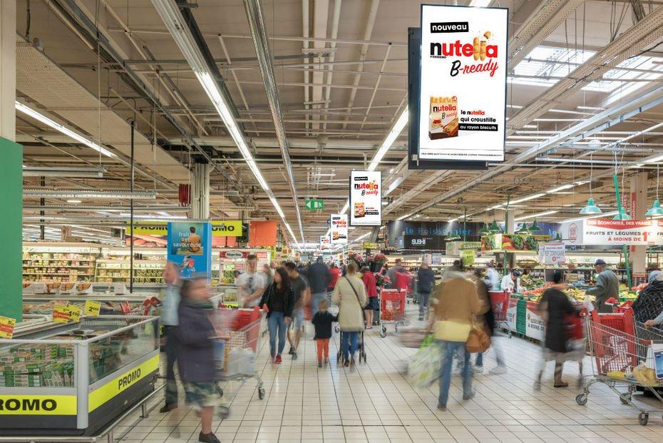 #Auchan se lance dans la course aux écrans en magasins  http:// bit.ly/2iiubjL  &nbsp;   #CommerceConnecté<br>http://pic.twitter.com/Pt5CS29sZj