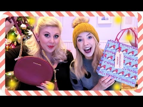 Christmas Gift Giving with Zoella! #diy #tutorial #beauty #makeup