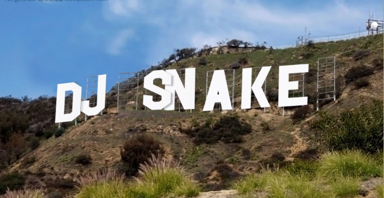 Keep the sign like this please ! @djsnake