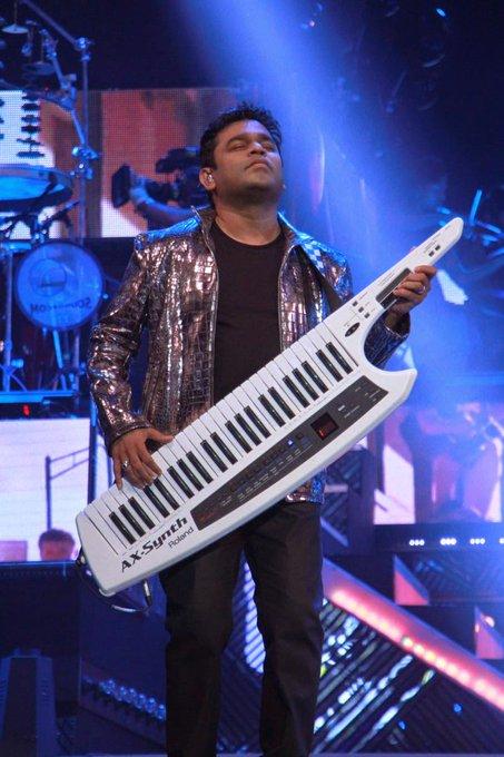 Happy Birthday to A. R. Rahman    Read Bio :