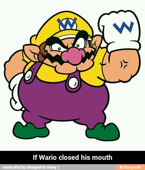 andre segers on twitter ever wondered what wario would look like