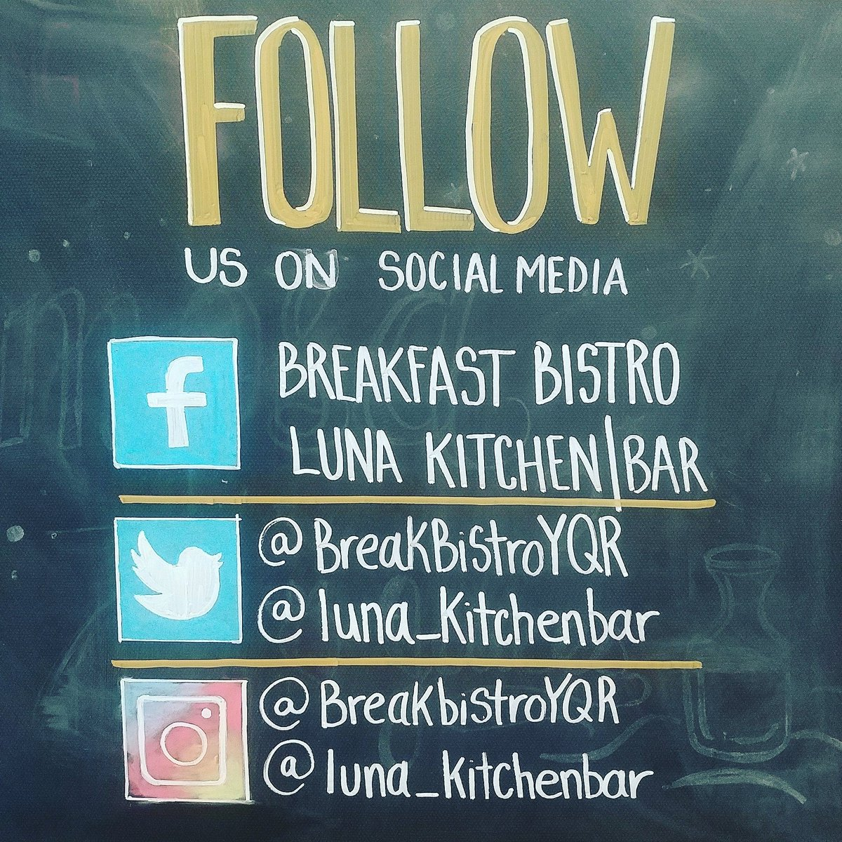 Breakfast Bistro (@BreakBistroYQR) | Twitter