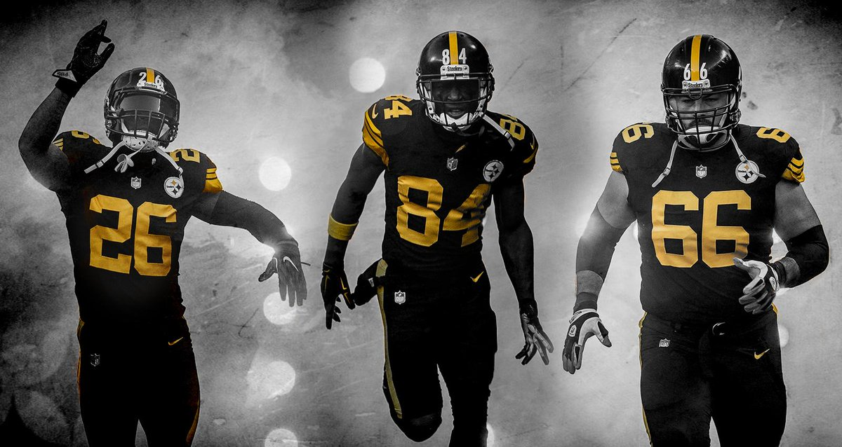 Pittsburgh Steelers On Twitter Antonio Brown Was Named Ap First Team All Pro While Le Veon Bell And David Decastro Were Also Honored Https T Co 1jw4a5penu Https T Co Jxisqtfmmo