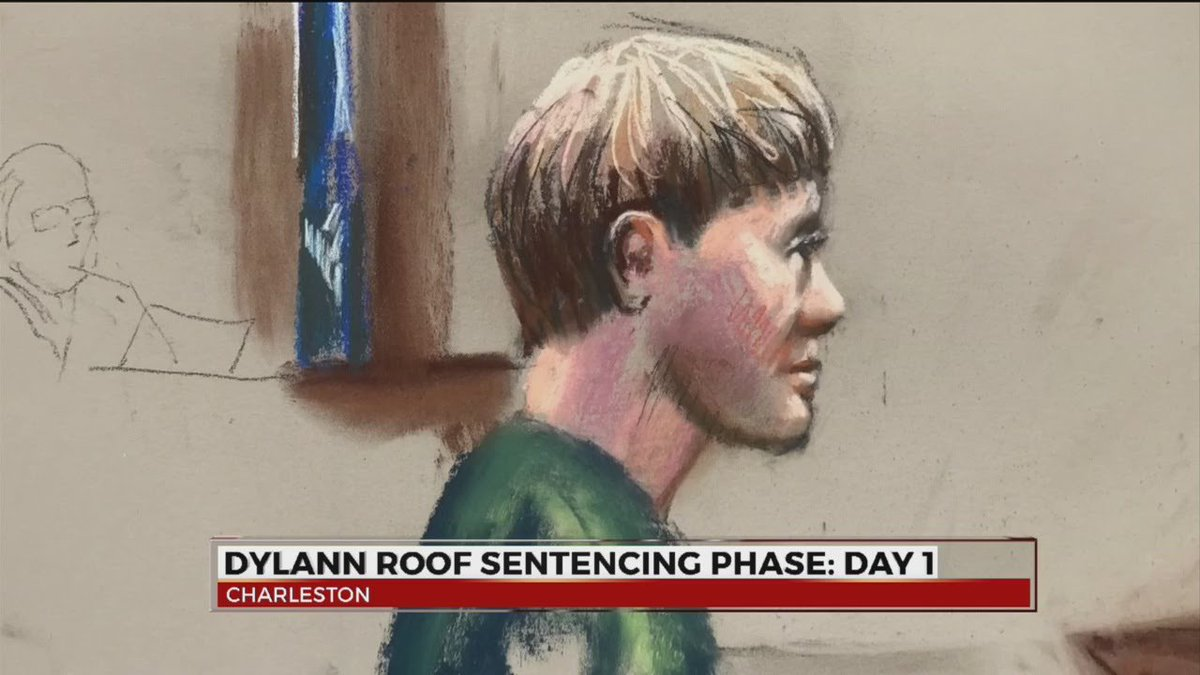 #Dylann# #Roof# #represents# #himself# #during# #sentencing# #phase# -  https:// matterconcern.com/2017/01/05/dyl ann-roof-represents-himself-during-sentencing-phase/ &nbsp; …  - #Wspanews #Wspatv #Video<br>http://pic.twitter.com/pdx79meGZX