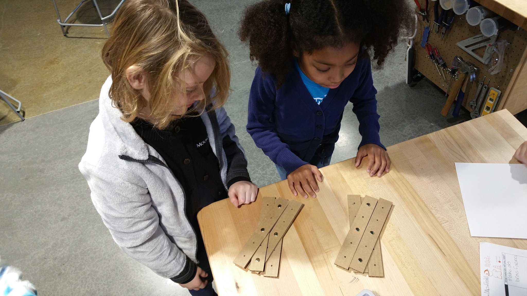 S1: I don't know what's wrong S2: Look at mine and then see what's mixed up on yours #kidquote Troubleshooting #MakerEd #elemaker #MVPSchool https://t.co/eXoDFUwQD2