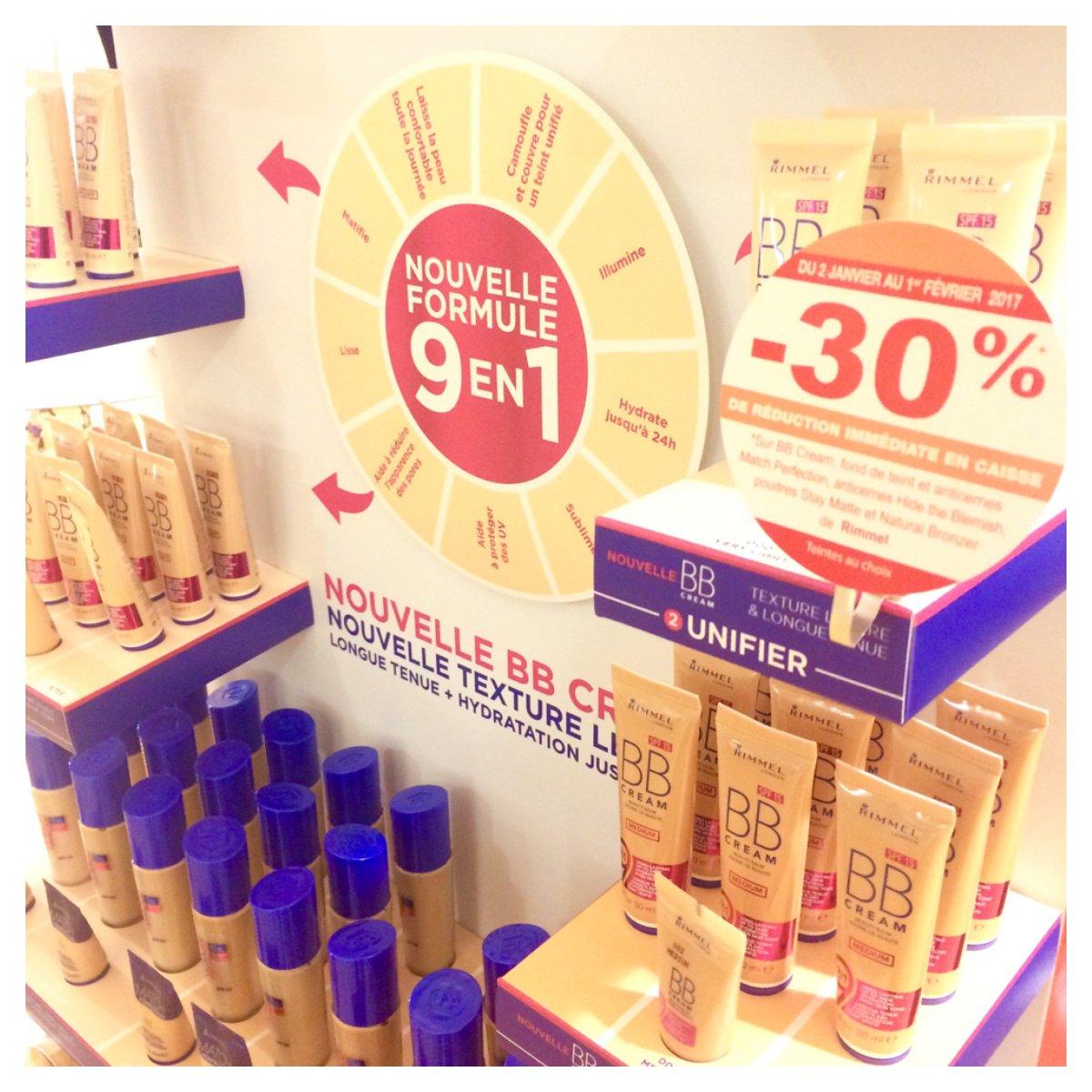 -30% sur la dernière BB crème RIMMEL chez Monoprix ! #bbcream #makeup #instamakeup #bonplan #bonsplans #codepromo #makeupaddict<br>http://pic.twitter.com/swkCaweqPc