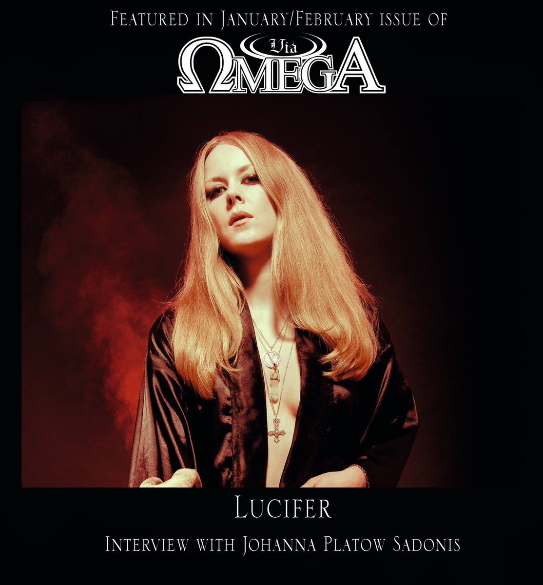 LUCIFER OFFICIAL (@LuciferBand)
