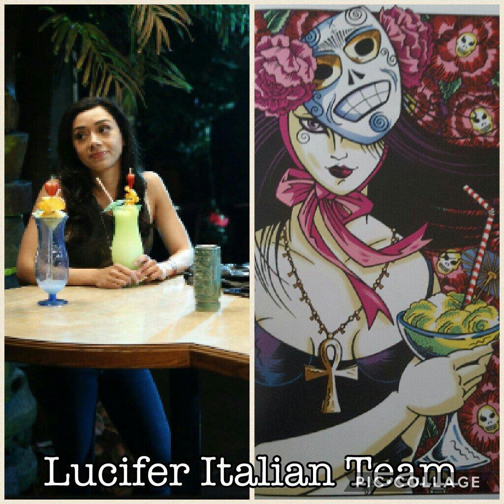 "Lucifer Azrael: Lucifer Italian Team On Twitter: ""Increasingly Convinced"