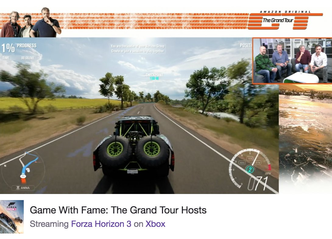 The Grand Tour On Twitter Here S The Vod Https T Co Paw0ocjbkq