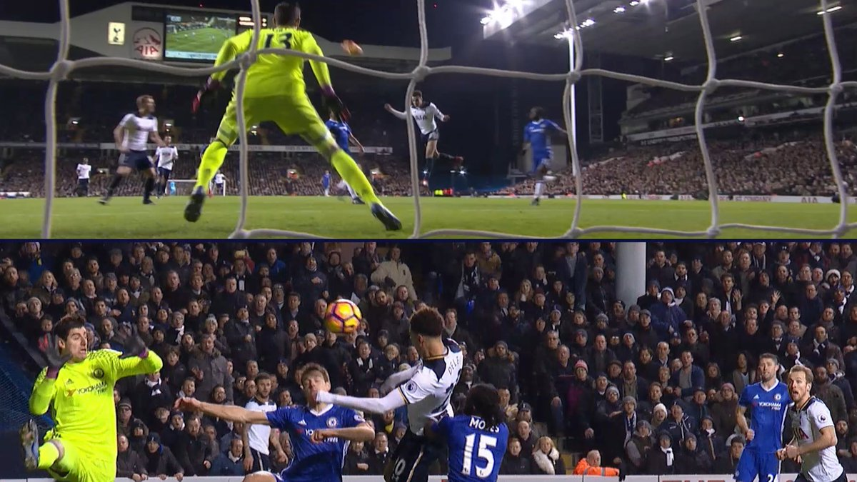 Chelsea are in town this afternoon. @Dele_Alli was at the double when...