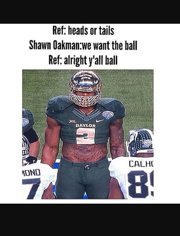 Shawn Oakman Memes