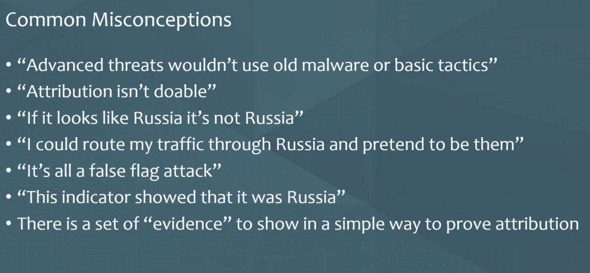 Common Misconceptions via @RobertMLee & @SANSInstitute https://t.co/AwDjvfVzvm
