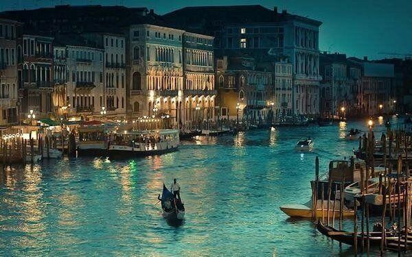 Venedik, İtalya. https://t.co/gsqNgZQSLX