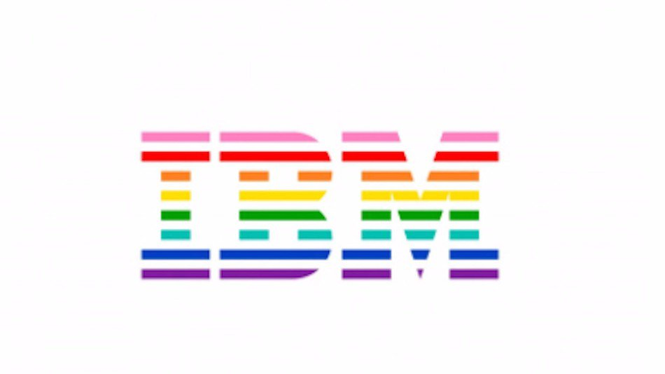 IBM reveal new pride logo as a wave of anti-LGBTQ legislation is proposed across the nation