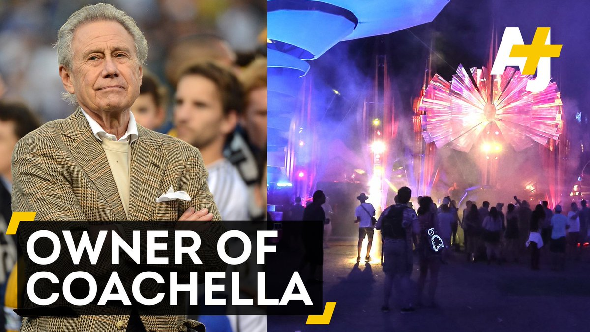 Meet the owner of Coachella. He's supported anti-gay groups and climate-change deniers.