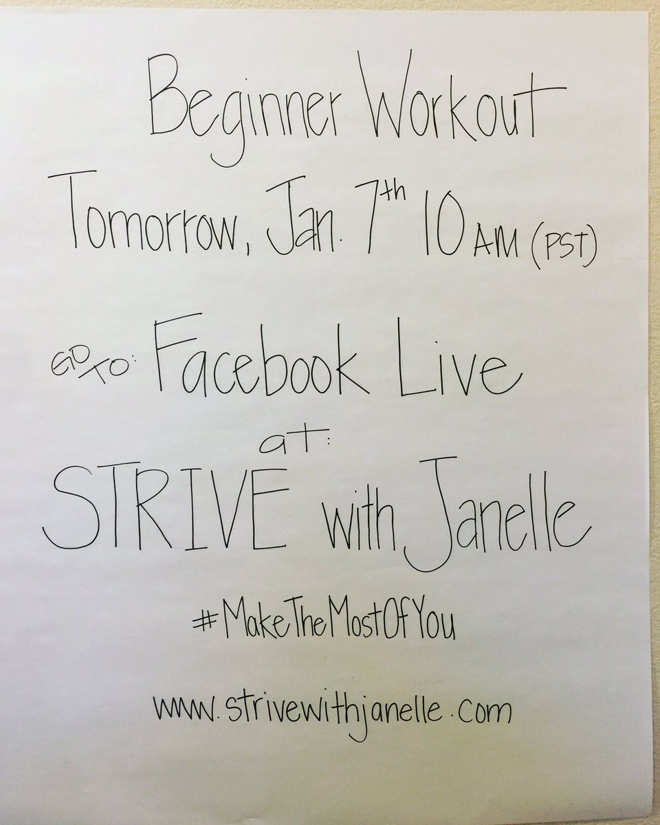 Beginner Full Body Workout Using Weight Only 10a PST Tomorrow Jan 7 Tco RDusdeYtLg EPe2VKwDRu