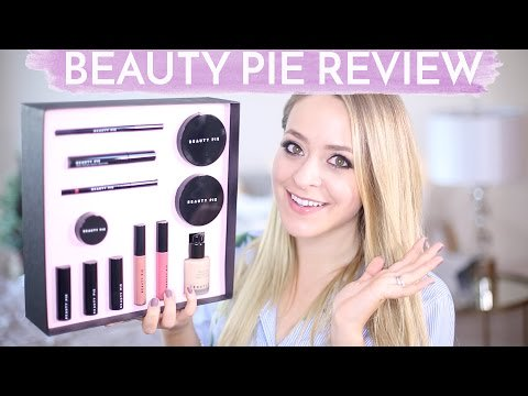 Beauty Pie Review | Fleur De Force #diy #tutorial #beauty #makeup