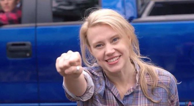 I am so madly in love with Kate McKinnon. Happy 33rd birthday bby