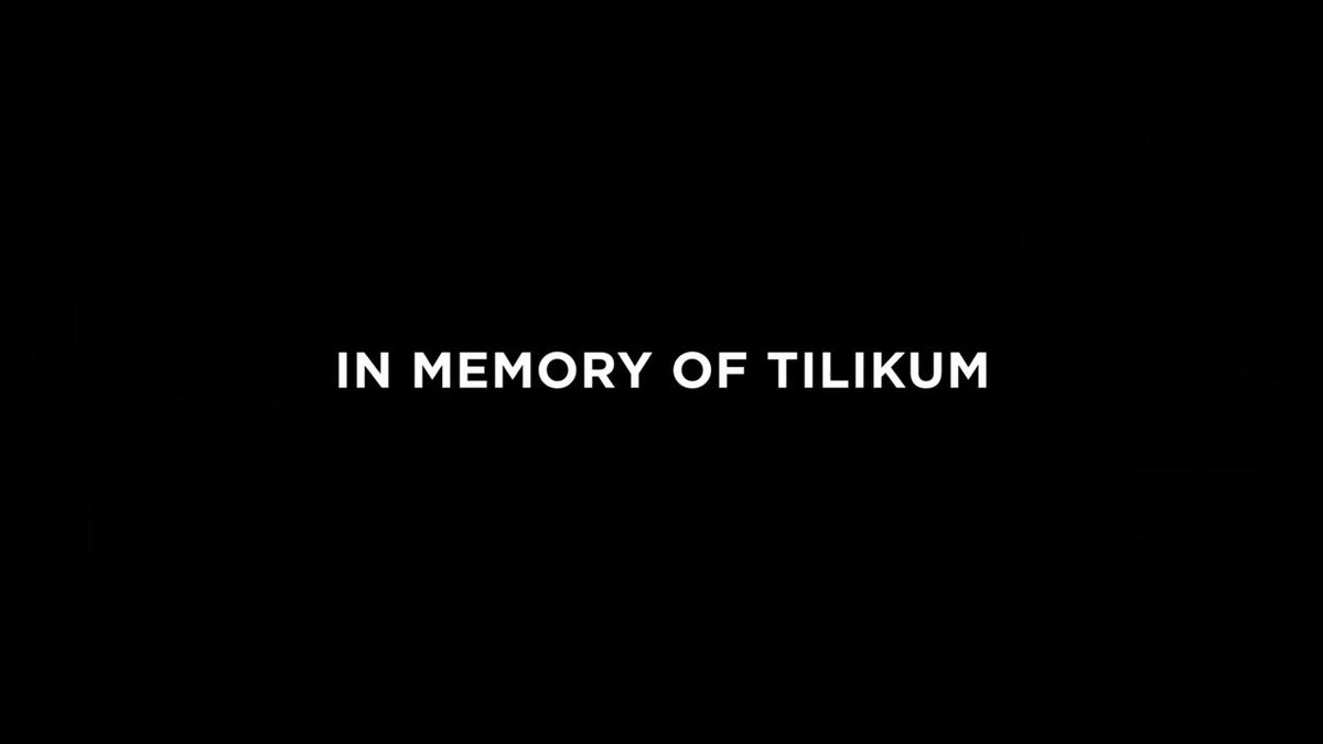 In Memory of Tilikum. You will be missed. https://t.co/Wo0RvE0Q2E