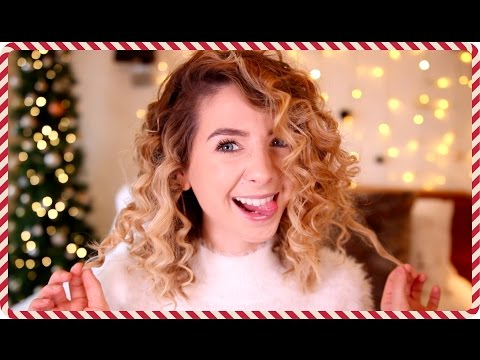 How To : Corkscrew 80's Curls | Zoella #diy #tutorial #beauty #makeup