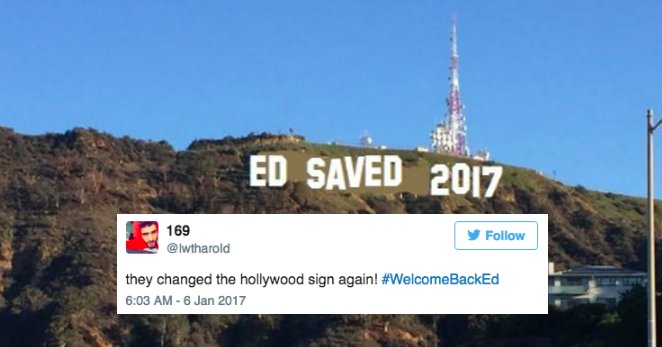 Literally just 27 tweets about Ed Sheeran's return to music https://t.co/xE0kUWAsjB