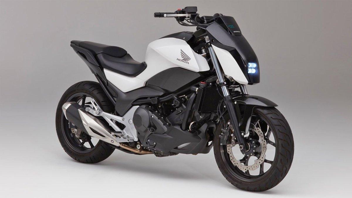 Motocicleta experimental da Honda se equilibra sozinha como num truque de mágica https://t.co/foRkyTrntP