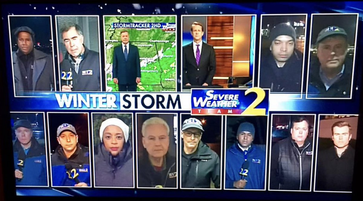 Atlanta is about to receive 4 inches of snow. Queue the 14 box live shot https://t.co/dcAIRS1rkV