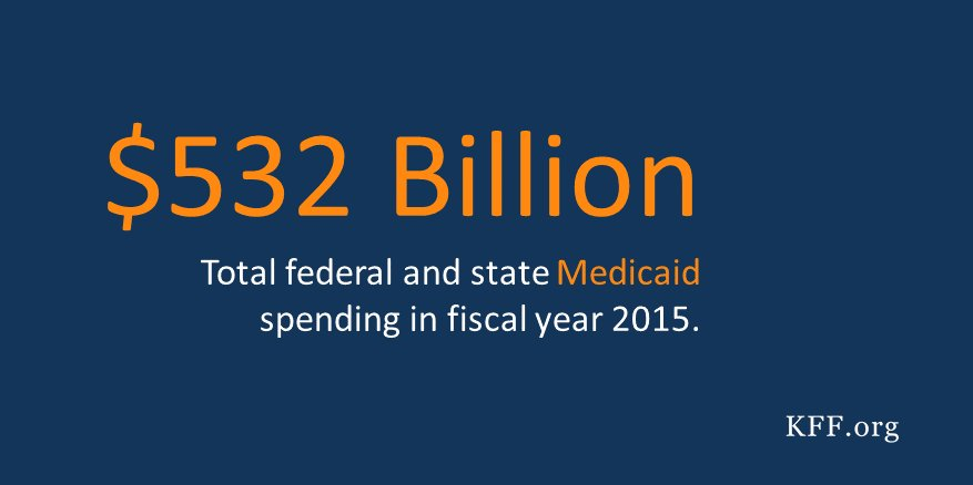 #Medicaid is the third-largest domestic program in the federal budget, after Social Security and #Medicare  http:// kaiserf.am/2iFQJid  &nbsp;  <br>http://pic.twitter.com/7MC1w6MVFL