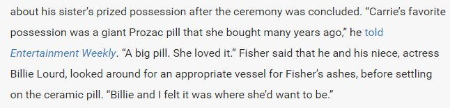 this is the carrie-fisher-est thing i've ever read https://t.co/U8S8MZdbVW