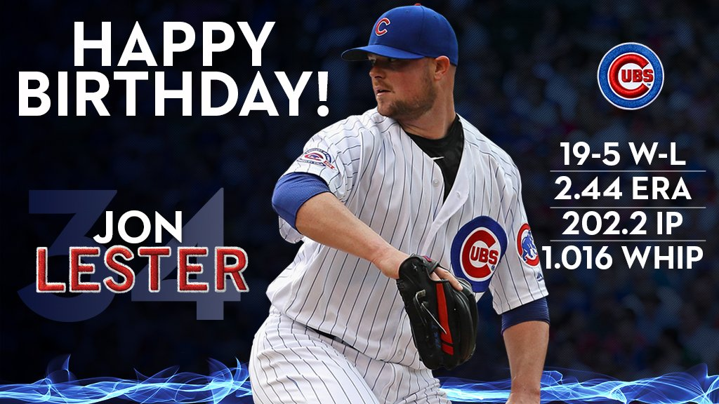 🎉  @JLester34 🎉 https://t.co/bMcsPEVe9E