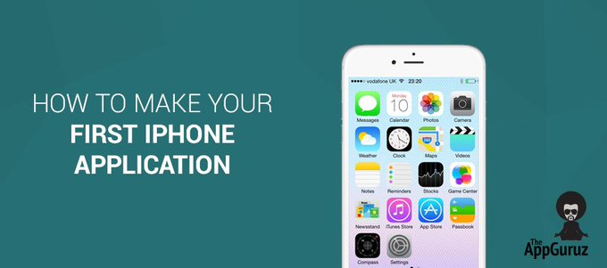 How to make #iPhone #App #Tutorial
