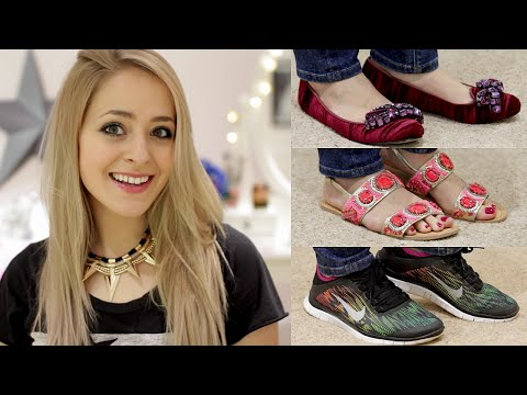 My Shoe Collection: Flats #Fleur DeForce #LoveYa #Beauty #MakeUp