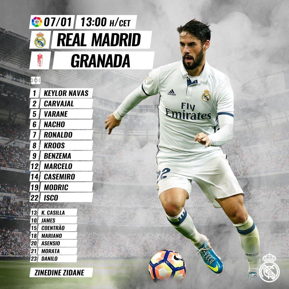 Real Madrid vs Granada C1j__kuXgAEii9_