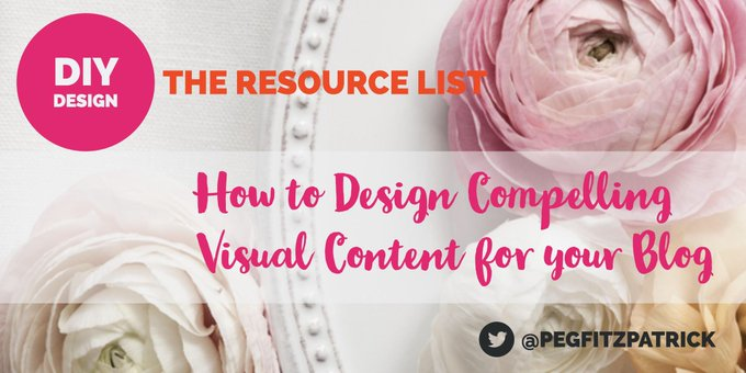 DIY Design: How to Design Compelling Visual Content for your Blog