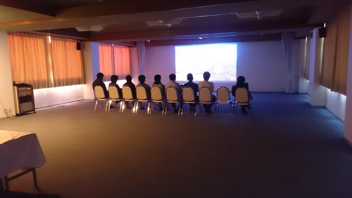 ルミクラガルパンオフ会 in 劇場版上映会開始!( https://t.co/H293htnqLR