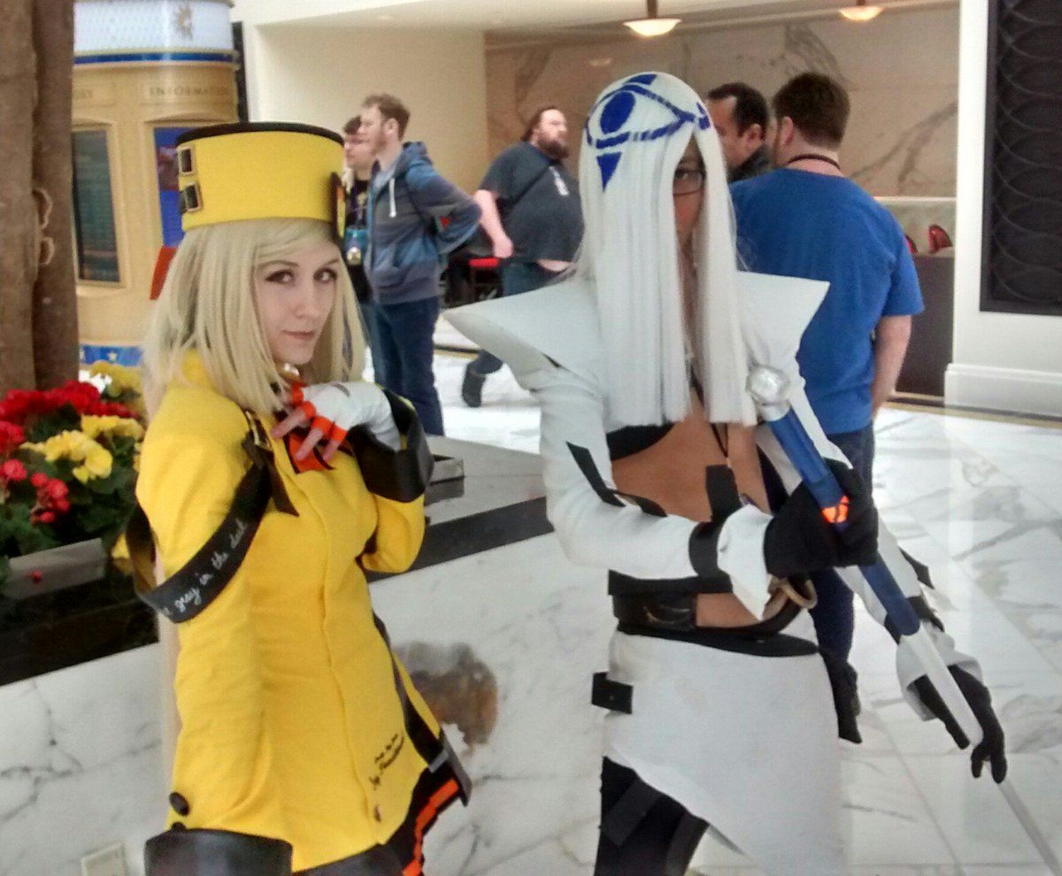 Venom Guilty Gear Cosplay