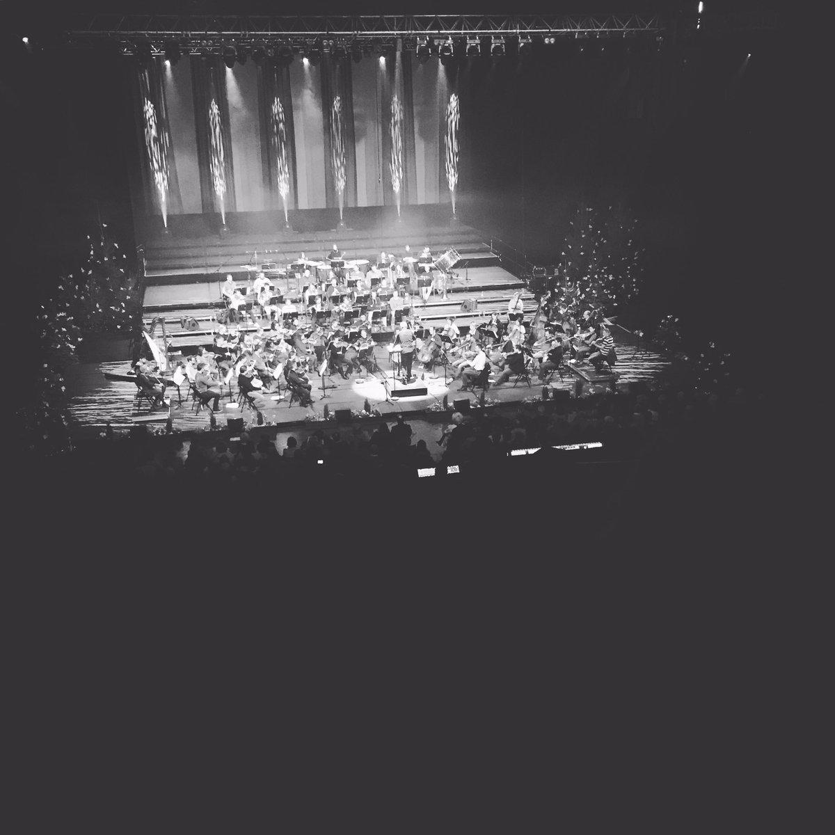 Répétition générale de l&#39;#OPPB dirigé par #FayçalKaroui ! Magnifique ! #Pau #orchestra #familytime<br>http://pic.twitter.com/gyTWlzoAdX
