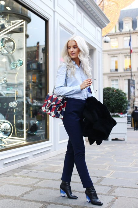 Christmas in Paris with Dior