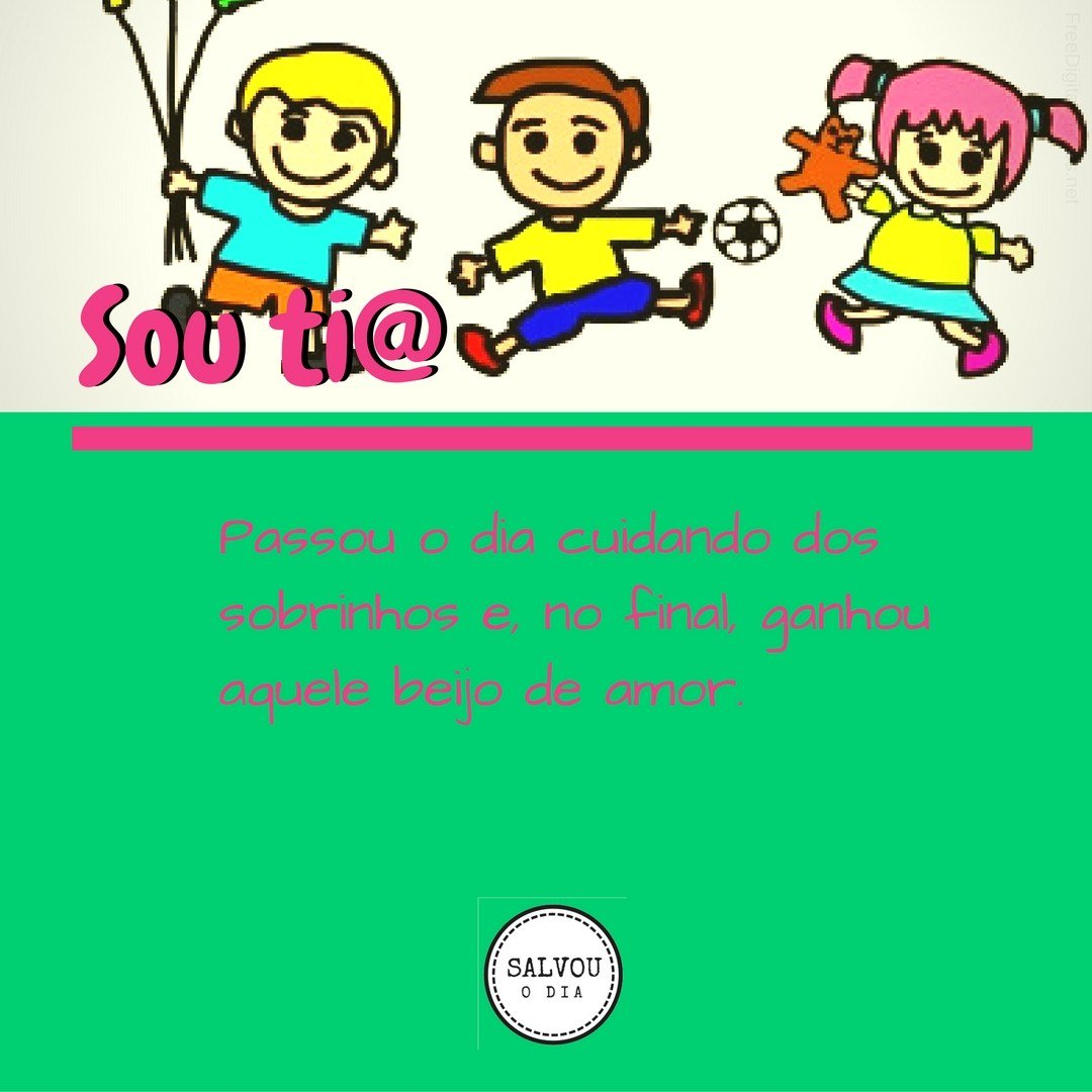 Os amores mais amados! ❤️ #sobrinhos #sobrinho #sobrinha #soutio #soutia