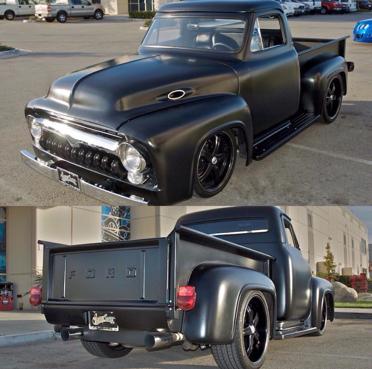 """West Coast Customs Cars For Sale >> West Coast Customs on Twitter: """"1955 Ford F100 