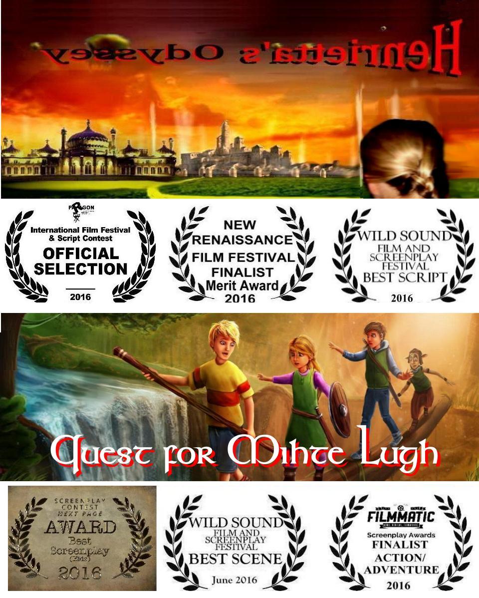 Our Screenwriting Awards 2016 #NationalScreenwritersDay #bestscreenplay   @TheShiningOne