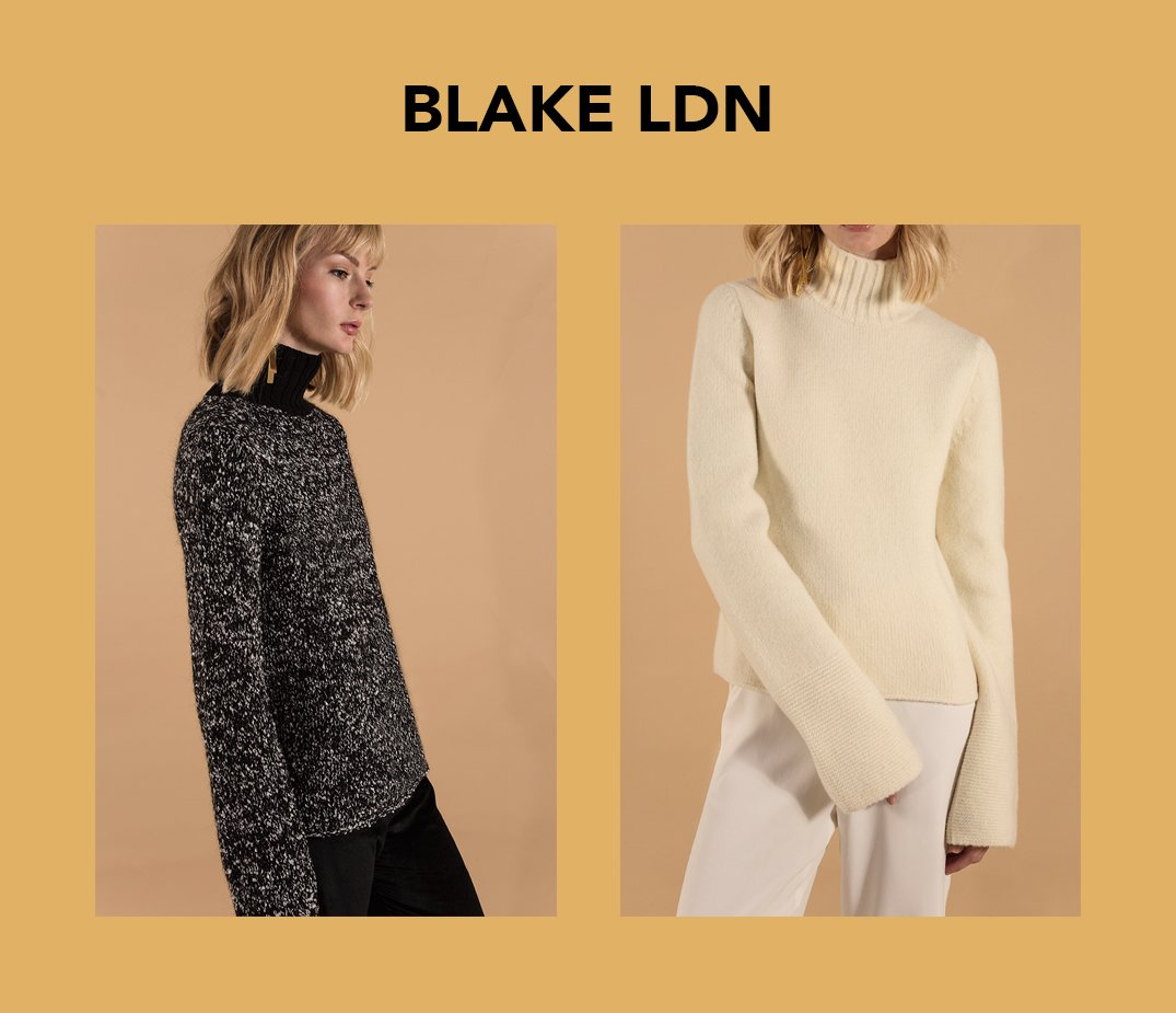 SUSTAINABLE BRAND OF THE DAY: @BlakeLDN 💛 Check them out at: https://t.co/Bvf0KviZQ3 https://t.co/KQSZvqQVZH